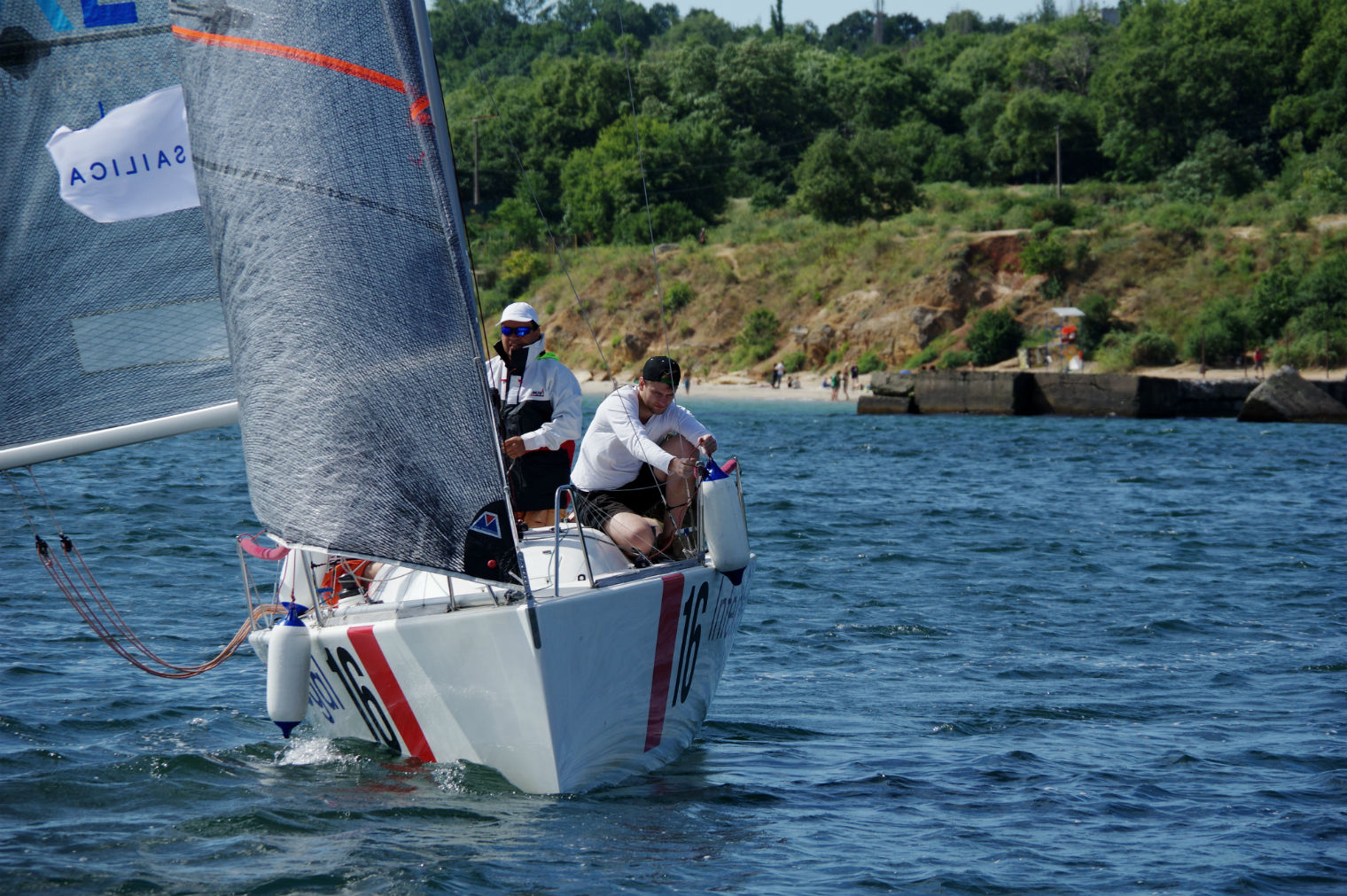 Sailica's regatta #1