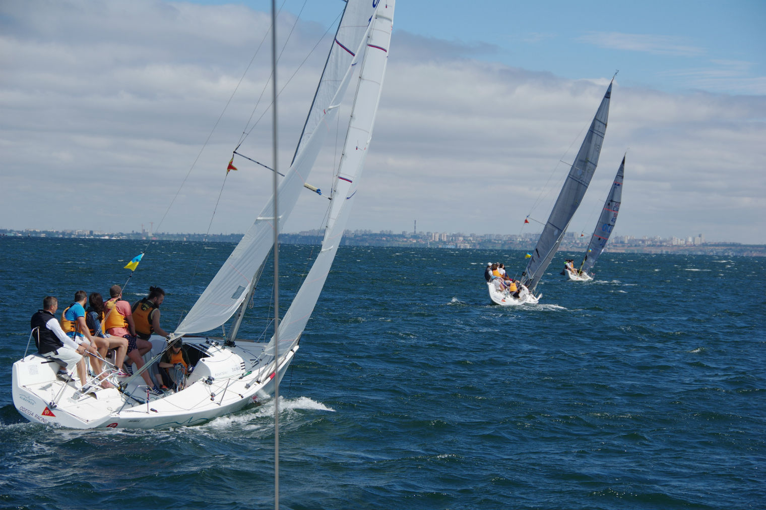 Sailica's regatta #3